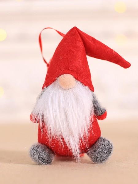 Christmas Nice Santa Claus Cloth Christams Decoration