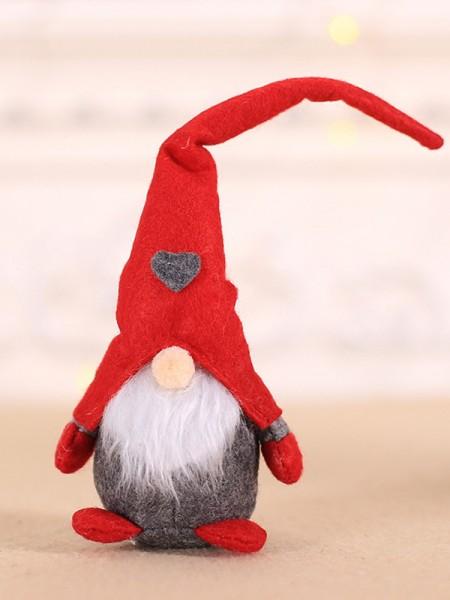 Christmas Excellent Santa Claus Cloth Christams Decoration