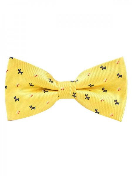 Delicate Polyester Bow Tie