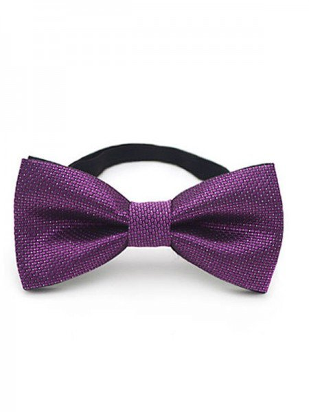 Modern Polyester Bow Tie For Children