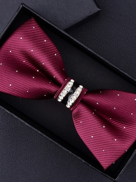 Fashion Polyester Bow Tie