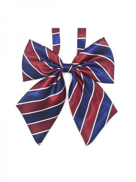 Fashion Style Polyester Bow Tie For Women