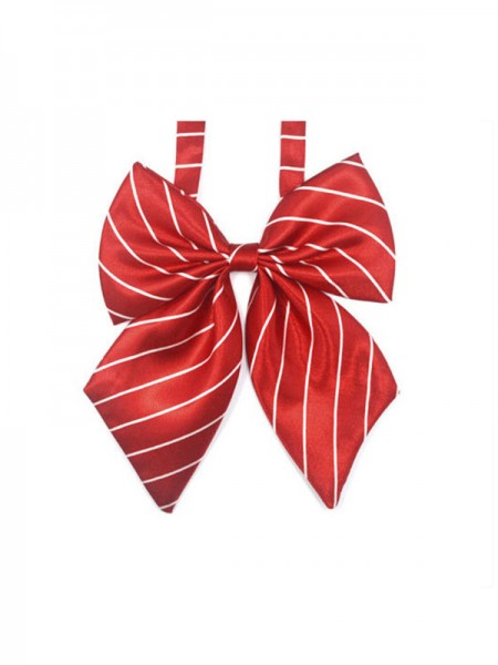 Fashion Polyester Bow Tie For Women