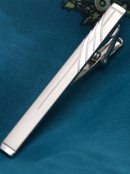 Vintage Iron Tie Clip