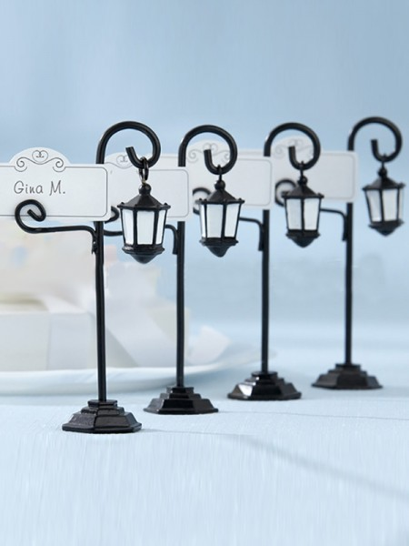 Beautiful Iron Place Card Holders(5 Pieces)