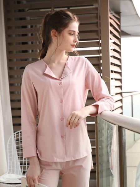 Soft Cotton Pajamas Long Sets