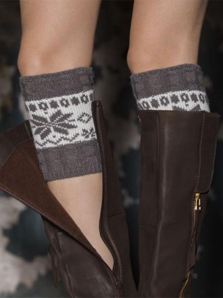 Christmas New Style Acrylic Socks