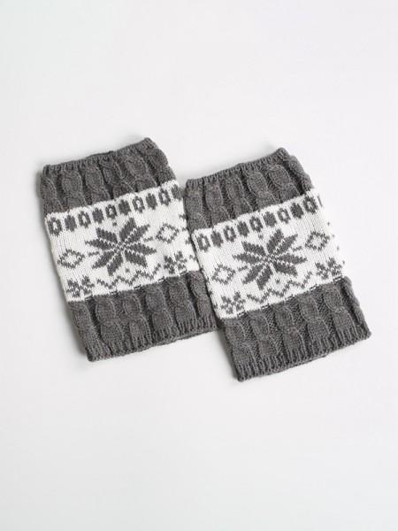 Christmas Bright Acrylic Socks