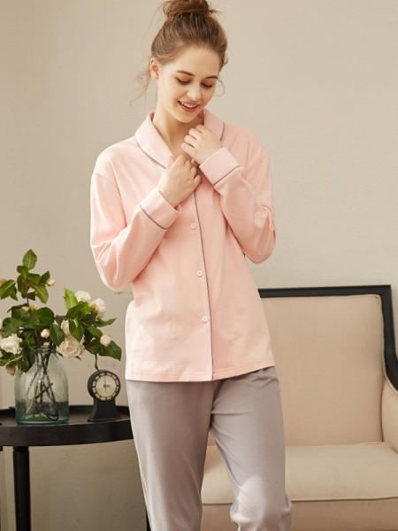 Cotton Pajamas Long Sets