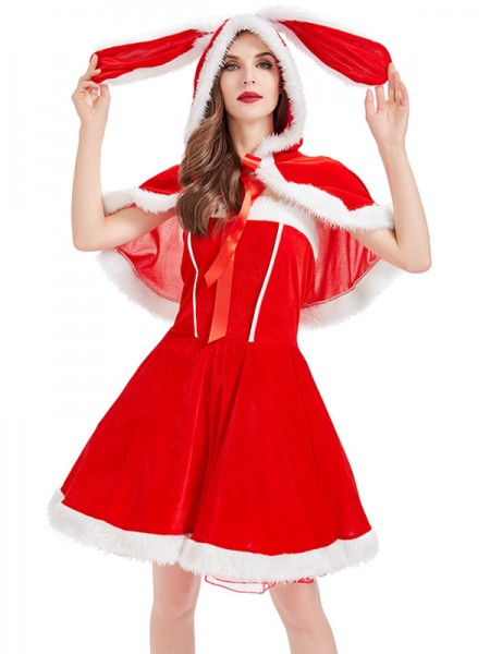 Exquisite Polyester Christmas Clothes