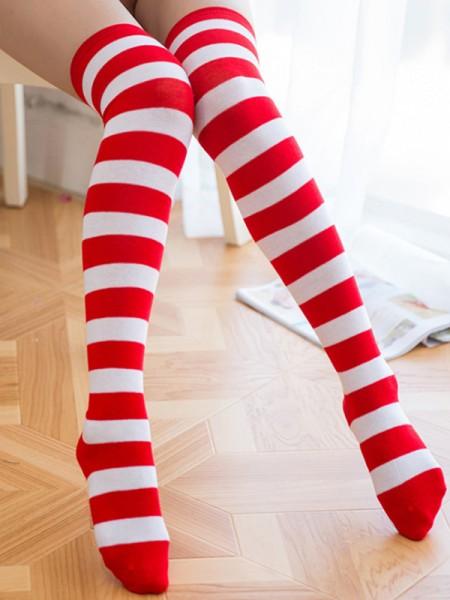 Christmas Pretty Polyester Socks