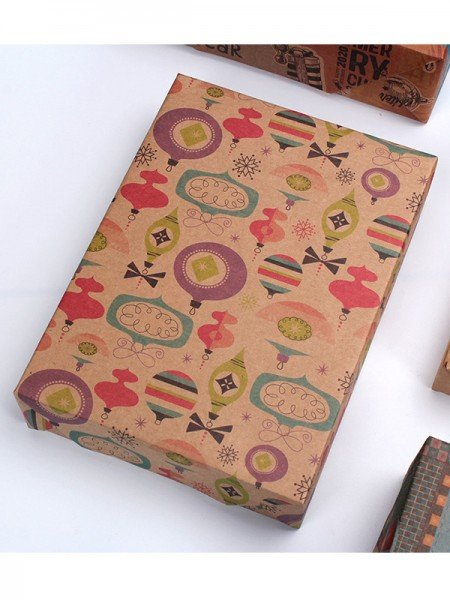 Christmas Lovely Wrapping Paper(10 Pieces)