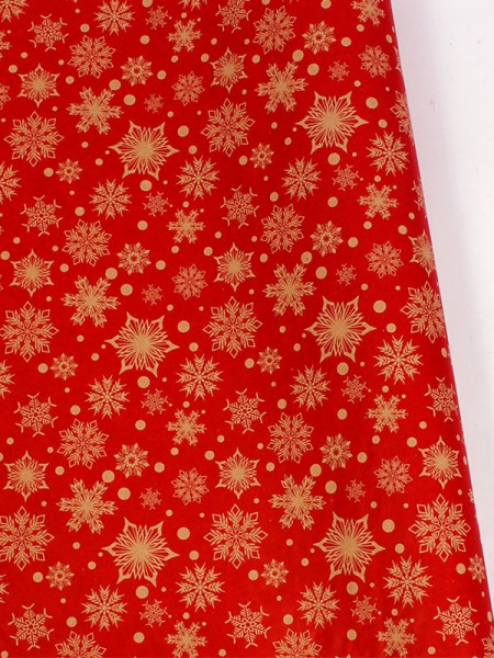 Christmas Glamorous Wrapping Paper(10 Pieces)