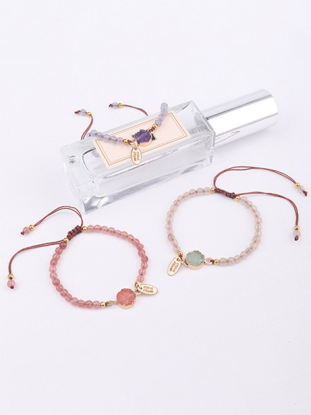 Fashion Flower Stone Hot Sale Bracelets