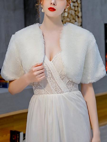 Comfortable Polyester Wedding Wraps