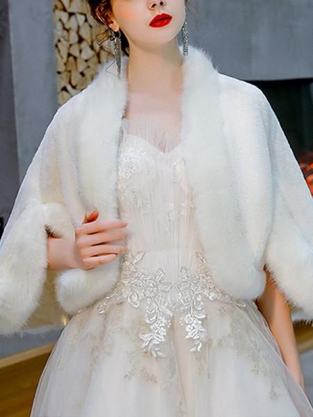 Elegant Polyester Wedding Wraps