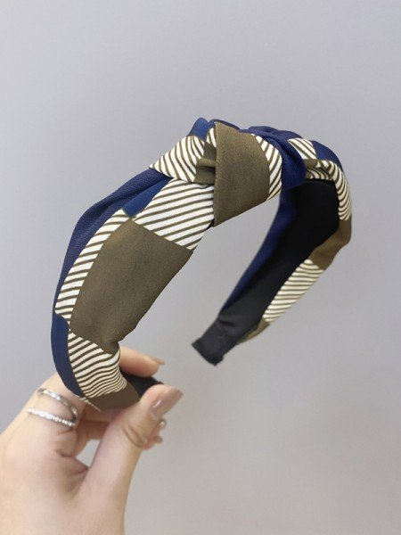 Elegant Cloth With Knot Headbands