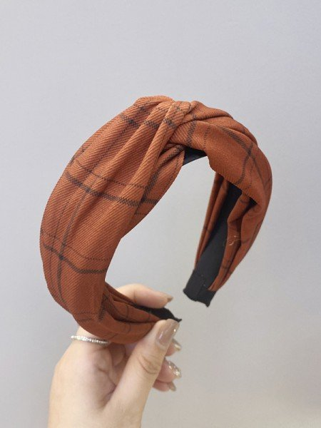 Classic Cloth With Knot Headbands