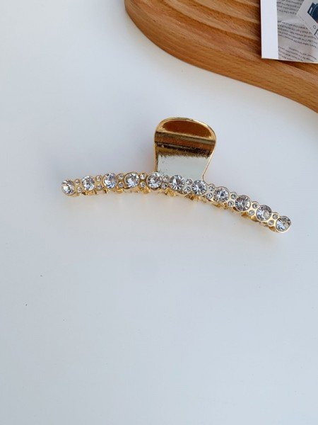 Exquisite Alloy With Rhinestone Hair Claw