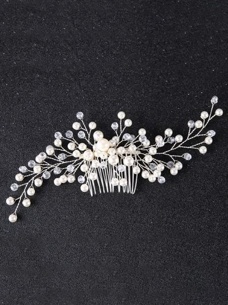 Stunning Pearl Headpieces