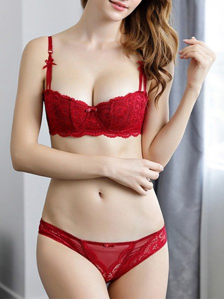 Attractive Lace Bra Sets