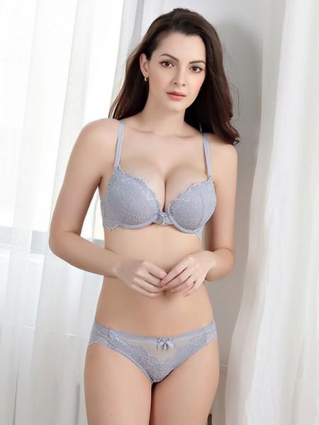 Comfortable Lace Bra Sets