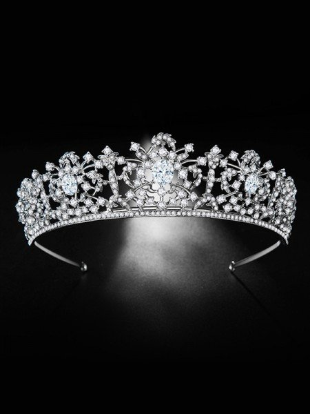Bridal Trendy Alloy With Rhinestone Headpieces