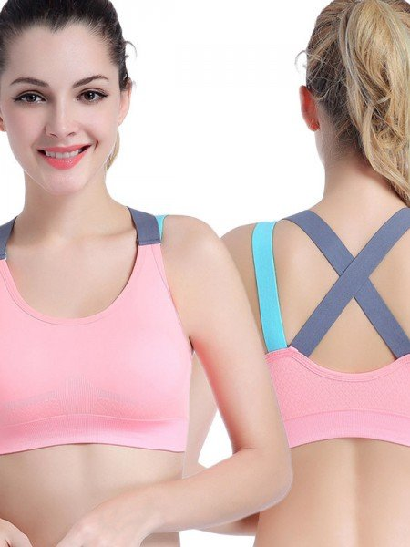 Sport Spandex Full Coverage Bras
