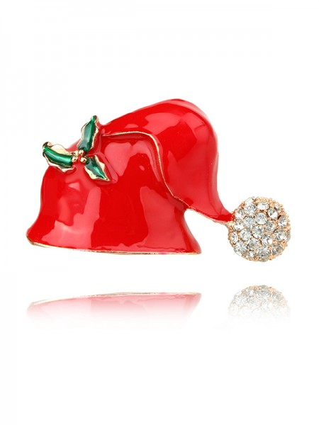 Christmas New Hot Alloy Brooches