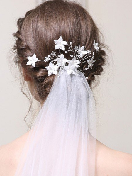 Aristocratic Alloy With Rhinestone Combs&Barrettes Headpieces